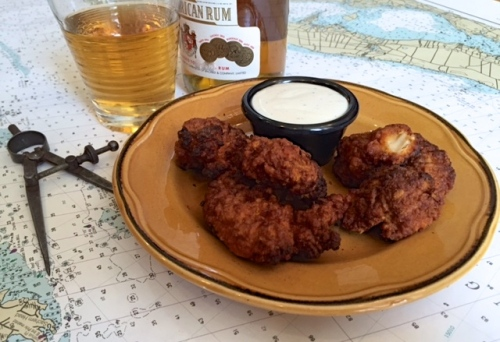 Rum and chicken wings are health foods with the new Pirate Diet.