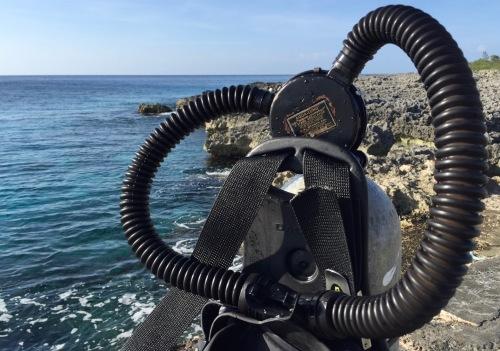 antique diving