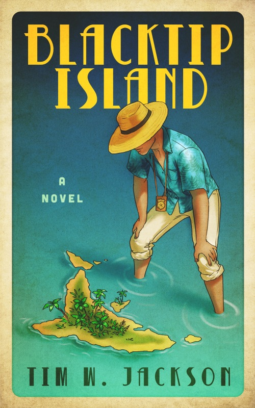 Blacktip Island cover