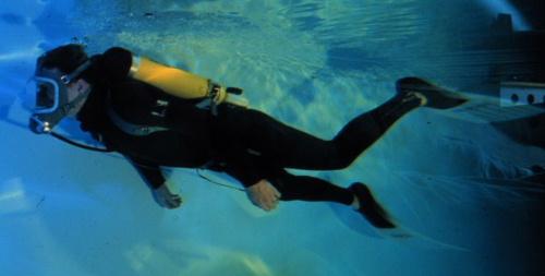 underwater commentary