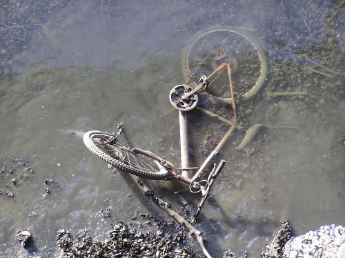 two-bike collision