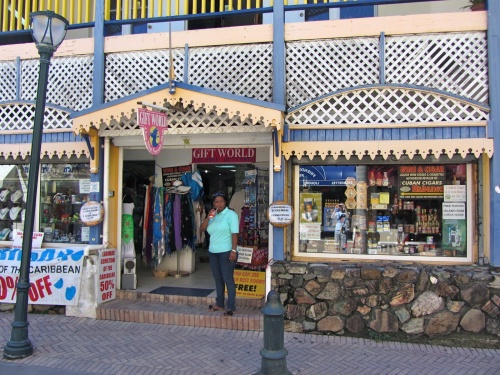 Gift World Souvenir Shop