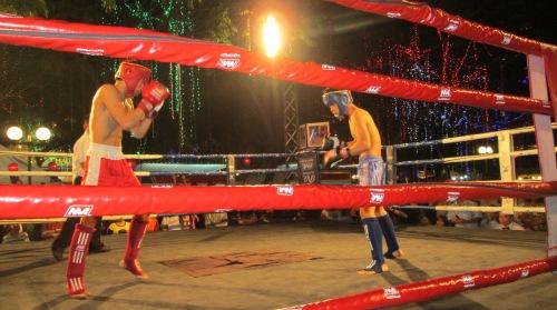 Kickboxing Day II