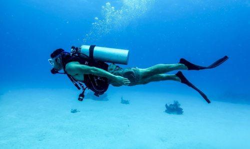 Underwater 5K